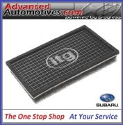 ITG Panel Air Filter For Subaru Impreza Newage 2.0 Turbo STi WRX 01-07 - WB-384